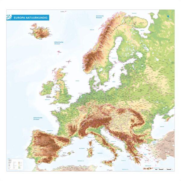 Europa natuurkundig